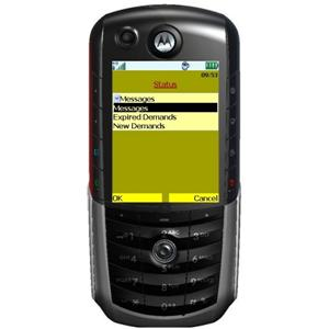 sell used Motorola E1000