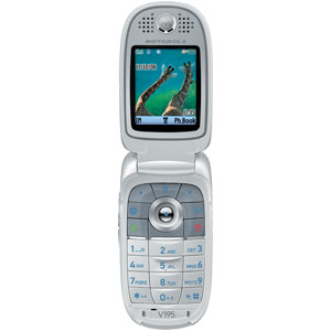 sell used Motorola V195s