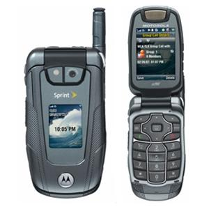 sell used Motorola ic902 Deluxe