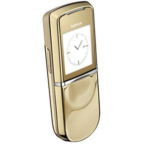 sell used Nokia 8800 Sirocco Gold