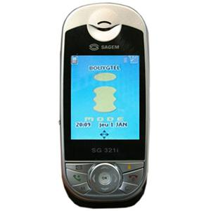 sell used Sagem SG 321i