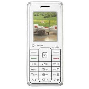 sell used Sagem 419X