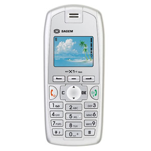 sell used Sagem my X1-2