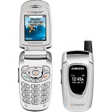 sell used Samsung SGH-X497