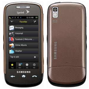 sell used Samsung Instinct S30 SPH-M810