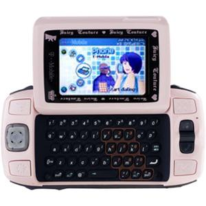 sell used Sharp Sidekick II Juicy Couture Edition