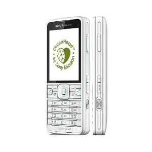 sell used Sony-Ericsson C901 Greenheart