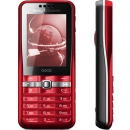 sell used Sony-Ericsson G502