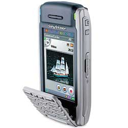 sell used Sony-Ericsson P910i