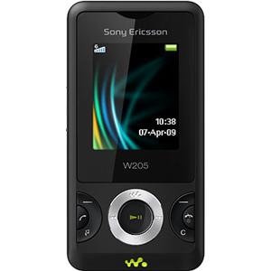 sell used Sony-Ericsson W205a