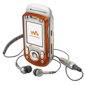 sell used Sony-Ericsson W550