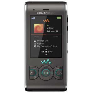 sell used Sony-Ericsson W595a