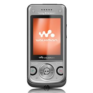 sell used Sony-Ericsson W760