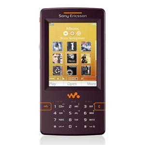 sell used Sony-Ericsson W950