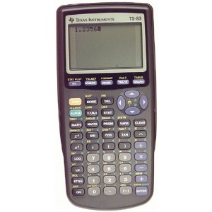 sell used Texas Instruments TI-83 Graphing Calculator
