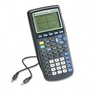 sell used Texas Instruments TI-83 Plus Graphing Calculator
