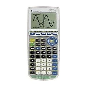 sell used Texas Instruments TI-83 Plus Silver Edition ViewScreen