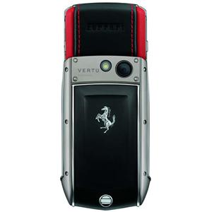 sell used Vertu Ascent Ti Ferrari