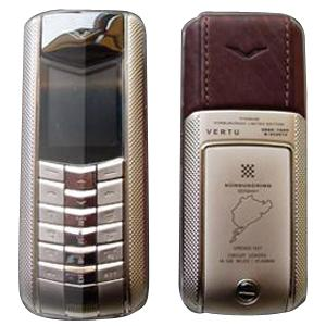 sell used Vertu Limited Edition Racetrack Legends