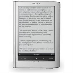 sell used Sony PRS-650 Digital Reader Touch Edition